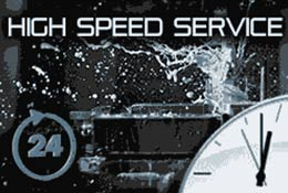 High speed service