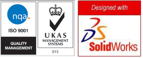 Accredited logos