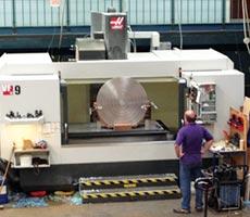 large cnc milling
