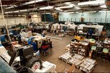 Thompson Precision Engineering Factory Floor