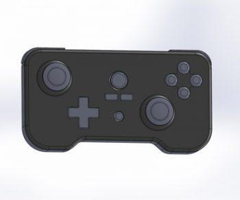 Gamepad 3D Product