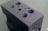 CNC Machining Hydraulic Manifold