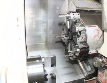 Fast CNC Turning Machine