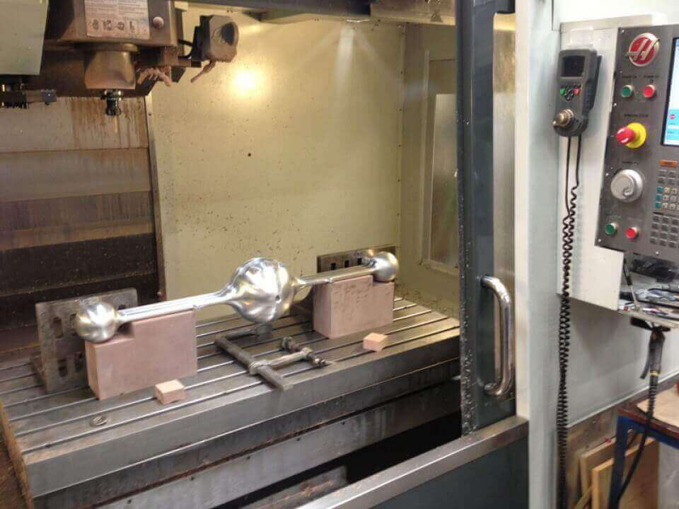 CNC Machining from Solid