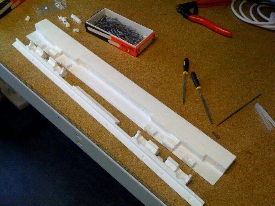 Functional Rapid Prototype During Assembly