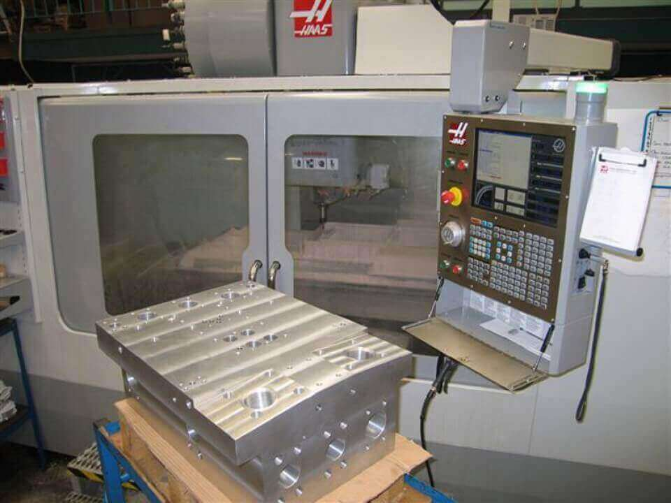 CNC Machinery at Thompson Precision Engineers