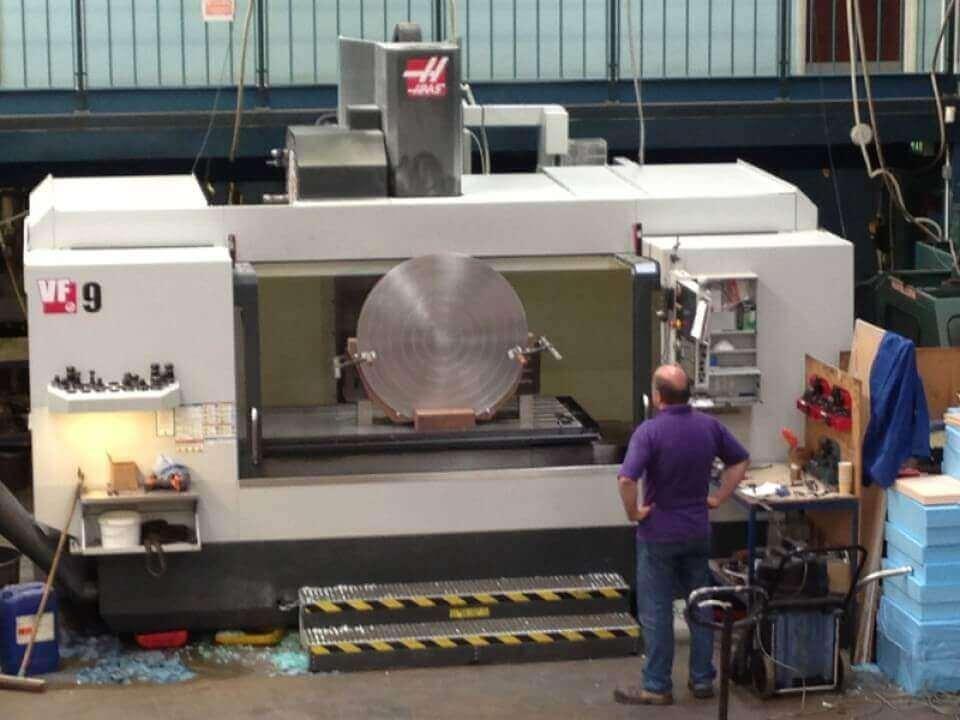 Large Scale CNC Machining