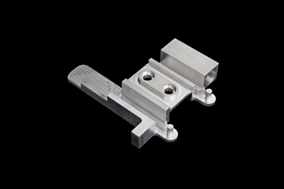 Linear Guide CNC Milling