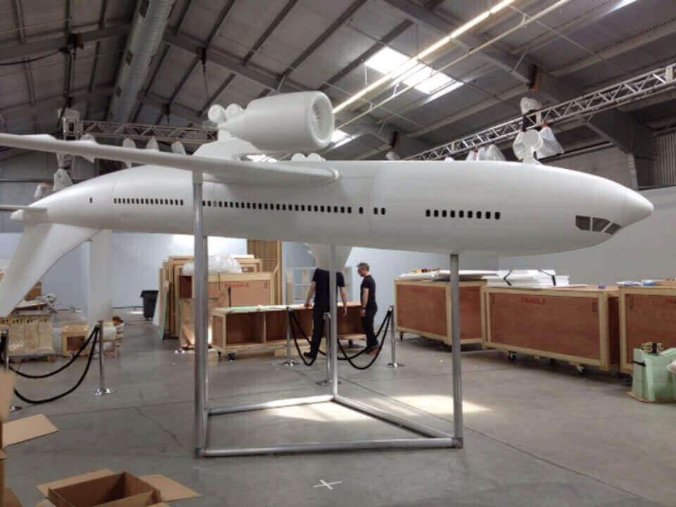 Modular aircraft consultancy and production