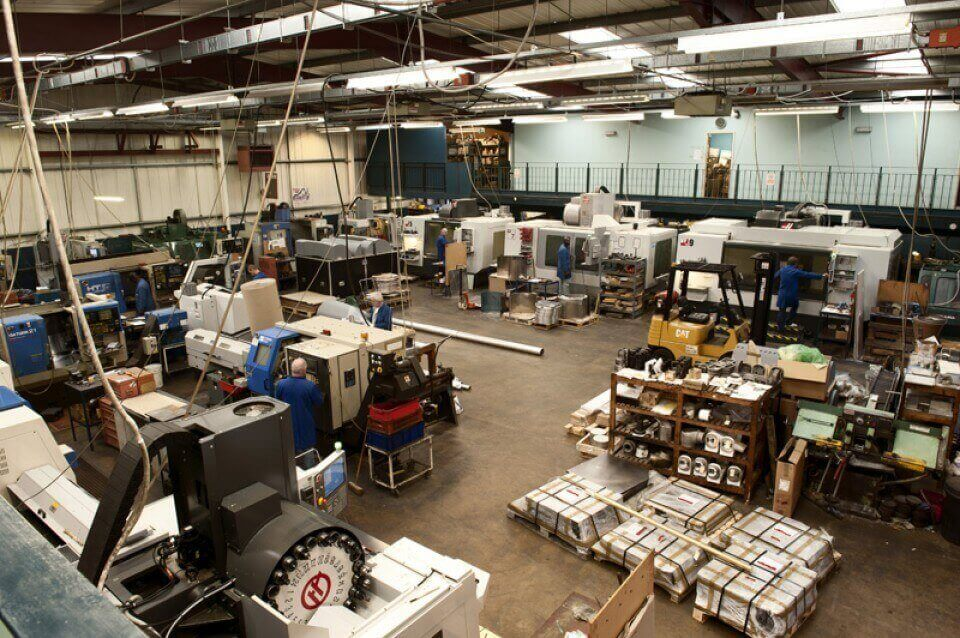 Our 10,000 Sq-ft Factory