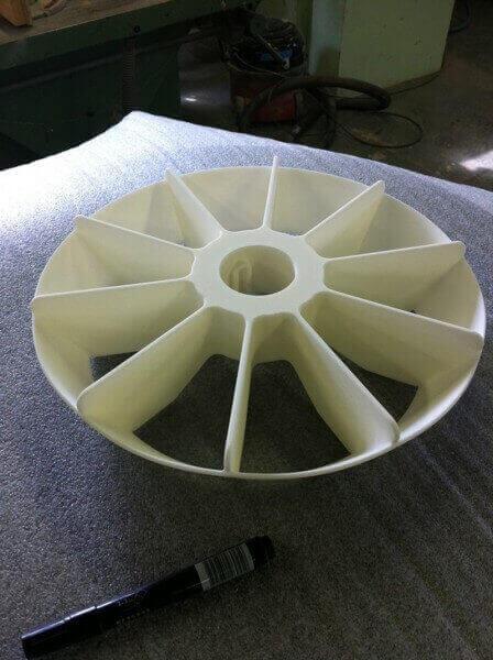 SLS Rotor Prototype