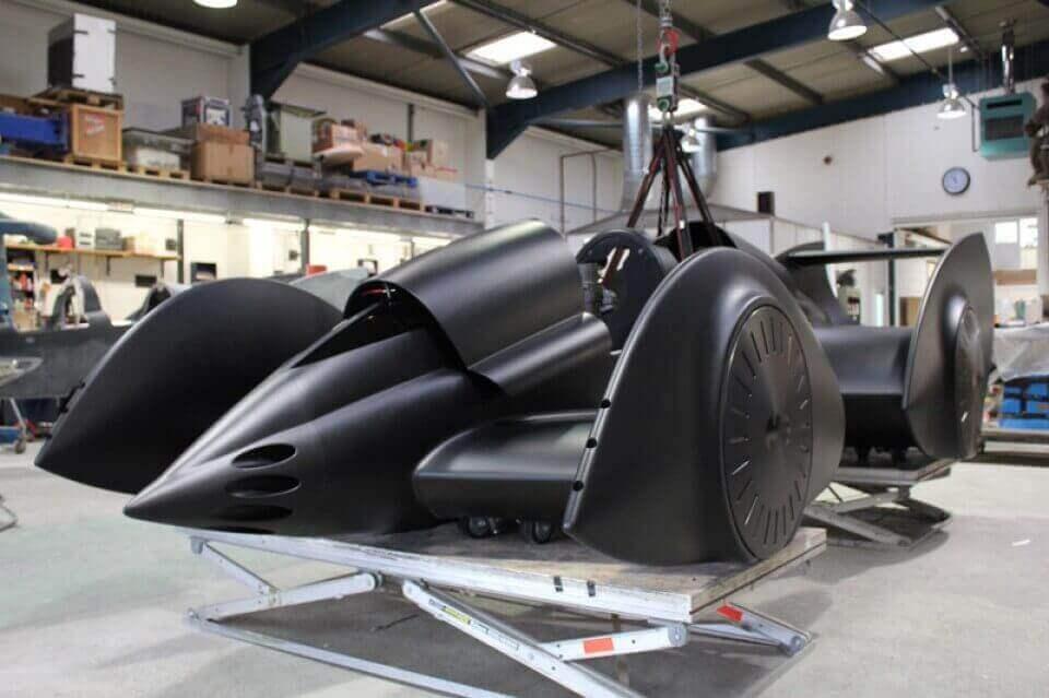Large wheel cnc machining