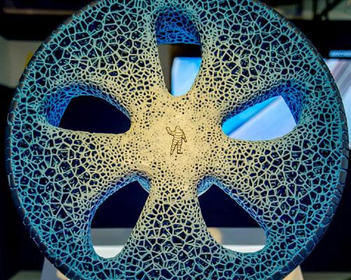 3d printed tyre