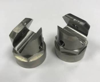 Titanium 5 Axis CNC Brackets