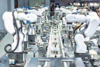 mass production line precision engineered