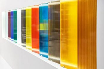 plastic machining panels